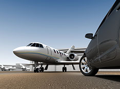Flight-tracking software used by Echelon Limo in Austin means no waiting time.